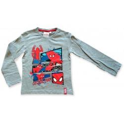 Tričko dlouhý rukáv Spiderman