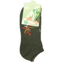Ponožky dámské kotníčkové...