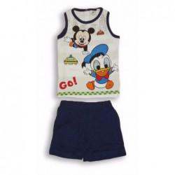 Letní set Mickey+Donald