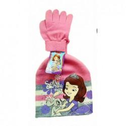 Set čepice a rukavice Sofie