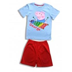 Pyžamo krátké Peppa Pig