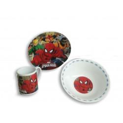 Jídelní set Spiderman