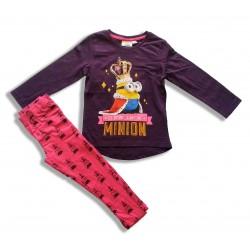 Pyžamo Mimoni dívčí