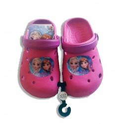 Kroksy, pantofle Frozen