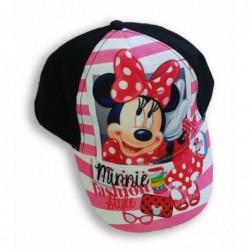 Kšiltovka Minnie Mouse černá