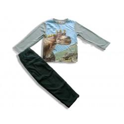 Pyžamo dlouhé Mimoni chlapecké